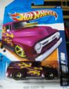 Hot Wheels 56 Ford F-100 Hotwheels Matchbox Toy Car