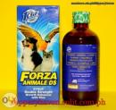 FORZA ANIMALE DS SYRUP - Double Strength Growth Enhancer with Zinc