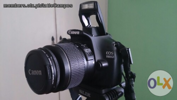 For SALE Canon EOS 1100D