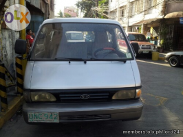 1997 Kia Besta For Sale