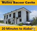 house and lot for sale in cavite molino bacoor near alabang